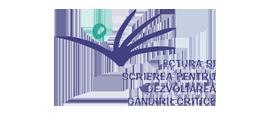 Asociatia Lectura si Scrierea pentru Dezvoltarea Gandirii Critice Romania Logo